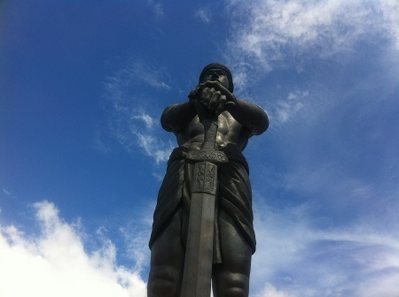 リサール公園 Rizal Park.jpg