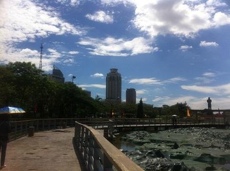 リサール公園(Rizal Park).jpg