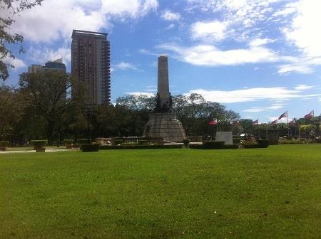 リサール公園(Rizal Park) (2).jpg