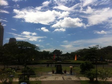 リサール公園(Rizal Park) (3).jpg